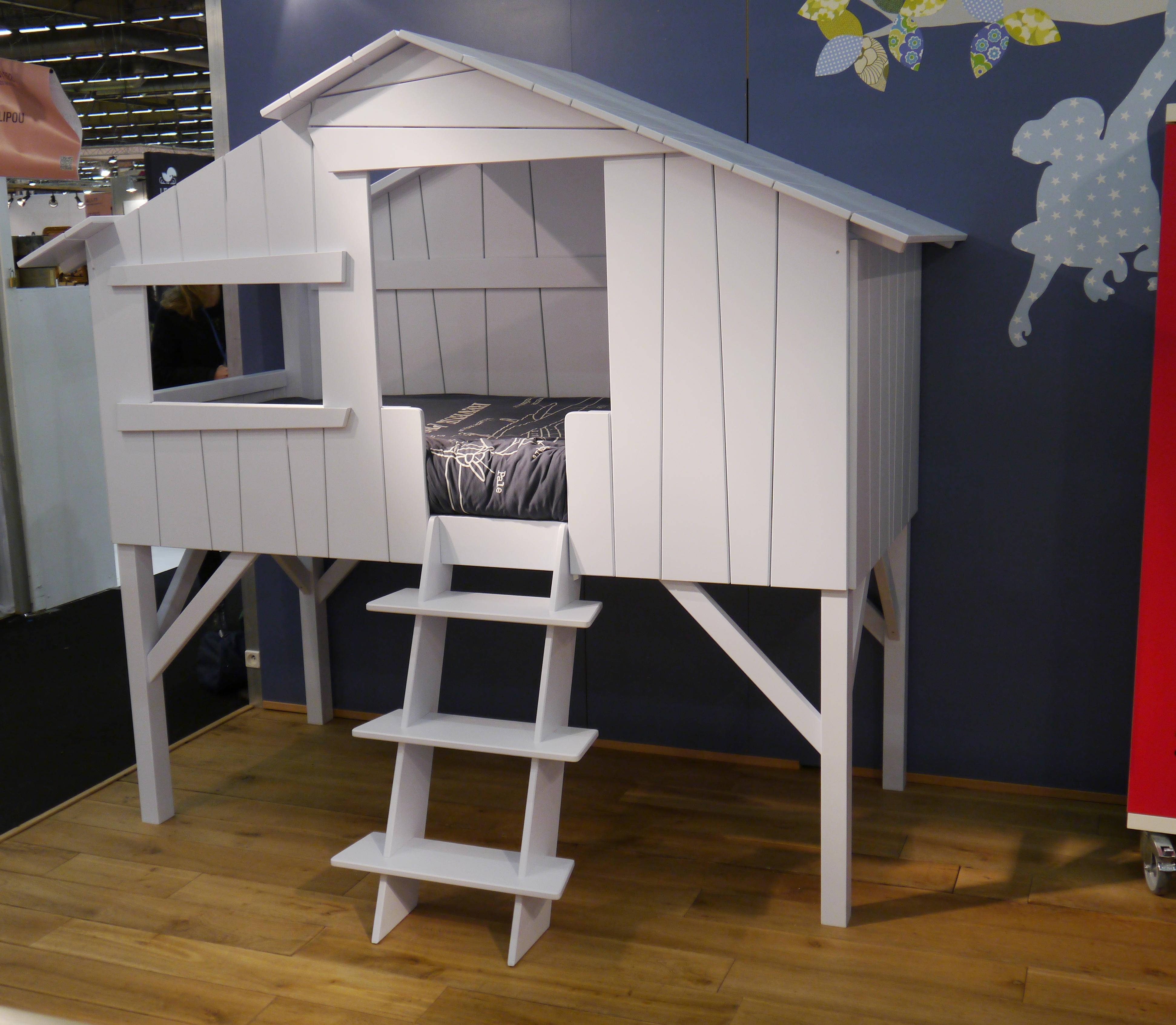 lit cabane mathy by bols votre concept store saint. Black Bedroom Furniture Sets. Home Design Ideas